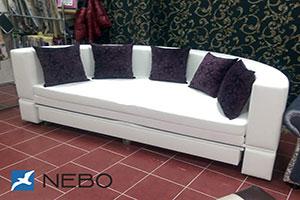 Прямой диваны - №732 - Небо-мебель - Кровать