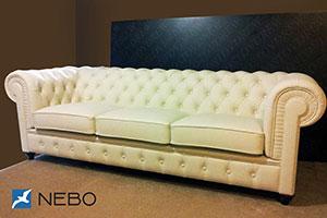 Прямой диваны - №929 - Небо-мебель - Честер