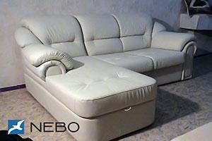 Угловой диван - №735 - Небо-мебель - Лео