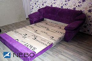 Прямой диваны - №773 - Небо-мебель - Лео