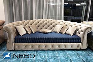 Прямой диваны - №817 - Небо-мебель - Кровать
