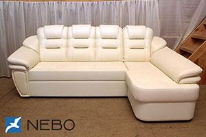 Угловой диван - №835 - Небо-мебель - Лео