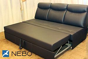 Прямой диваны - №829 - Небо-мебель - Лео