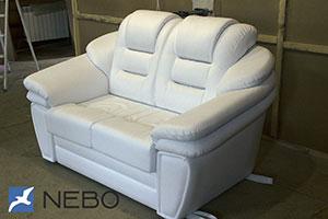 Прямой диваны - №825 - Небо-мебель - Лео