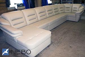 Диван-кровать - №846 - Небо-мебель - Лео