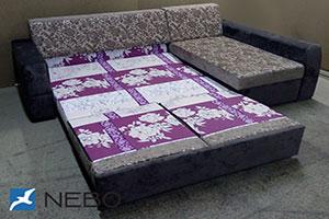 Угловой диван - №919 - Небо-мебель - Баден