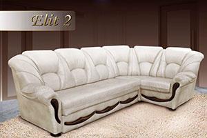 Угловой диван - №108 - Небо-мебель - Элит 2