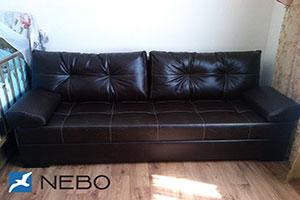 Прямой диваны - №866 - Небо-мебель - Фараон