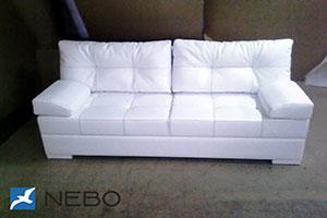 Прямой диваны - №867 - Небо-мебель - Фараон