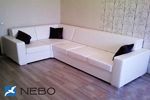 Угловой диван - №876 - Небо-мебель - Нэкст