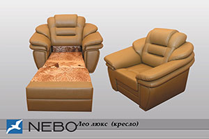 Кресло - №883 - Небо-мебель - Лео люкс