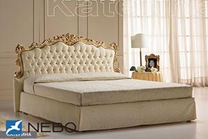 Кровать из кожи - №333 - Коно-Мебель - Катерина