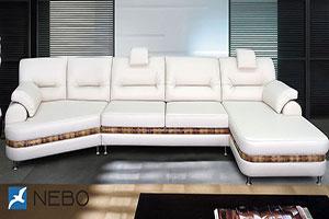 Угловой диван - №339 - Коно-Мебель - Куба