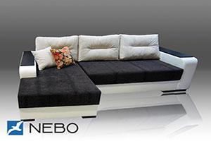 Угловой диван - №465 - Небо-мебель - Нэкст