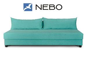 Прямой диваны - №486 - Небо-мебель - Юнион