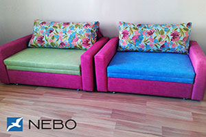 Кресло - №692 - Небо-мебель - Квадро