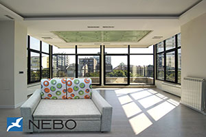 Кресло - №661 - Небо-мебель - Квадро