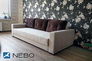 Прямой диваны - №632 - Небо-мебель - Нэкст