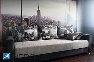 Прямой диваны - №631 - Небо-мебель - Форум