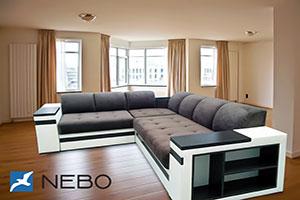 Диван-кровать - №623 - Небо-мебель - Тор