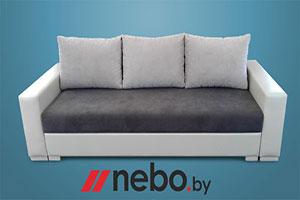 Прямой диваны - №160 - Небо-мебель - Нэкст