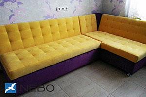 Диван для кухни - №603 - Стильная мебель - Мурано