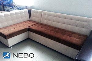 Диван для кухни - №606 - Стильная мебель - Мурано