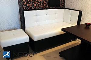 Диван для кухни - №591 - Стильная мебель - Мурано