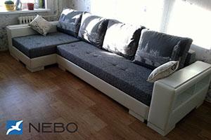 Диван-кровать - №907 - Небо-мебель - Нэкст