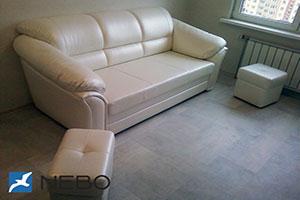 Прямой диваны - №908 - Небо-мебель - Венеция
