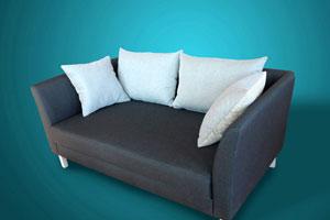 Прямой диван - 47